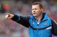 Farrell makes two changes to Dublin minor football side for Leinster tie