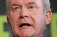 My favourite speech: Deputy First Minister Martin McGuinness