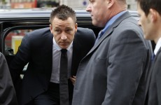 I won't be branded racist, insists John Terry
