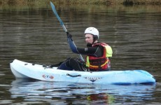 Emergency services forced to abandon 65-mile kayak for Cystic Fibrosis