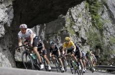 Sprint finish: Millar captures Stage 12 but Team Sky ensure Wiggins stays top