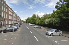 Two men charged over Merrion Square assault