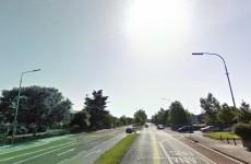 Cash-in-transit van robbed on Long Mile Road