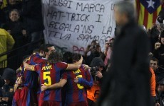 Comical Mourinho denies El Clasico humiliation