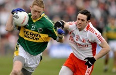 Kerry to meet Tyrone in crunch football qualifier clash