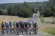 Mandela to be feted at Tour de France