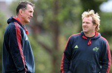 'Robust' discussions between Rob Penney and Declan Kidney over Irish stars