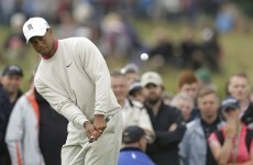 British Open: Woods and McDowell in the mix as Adam Scott leads the field