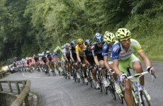 Sprint Finish: Valverde wins Stage 17 as Froome slows for yellow jersey Wiggins