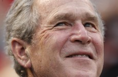 """I was famous and I was powerful"" - George Bush wants to step out of the limelight"