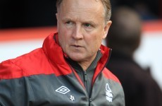Former Republic of Ireland international Sean O'Driscoll to coach Nottingham Forest