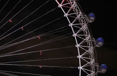 Olympic mood will determine London Eye colour