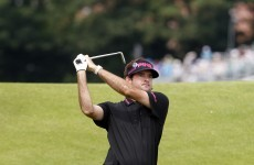 The Open 2012: Bubba on the boil in Open third round