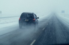 Your 30-second guide to driving in the snow