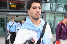 Do I look bothered? Suarez relaxed about Old Trafford return