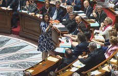 France considers sexual harassment laws after MPs whistle at minister