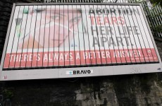 Youth Defence under investigation over use of image in anti-abortion campaign