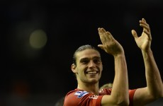 Pardew calls for Andy Carroll sale… but he would say that