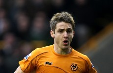 Going nowhere: Doyle happy to stay at Wolves