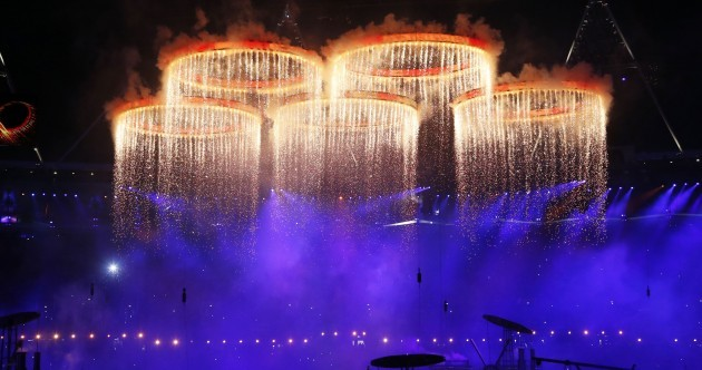 Olympic Breakfast: let the Games begin