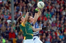 As it happened: Laois v Meath, All-Ireland SFC qualifier