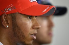 Hamilton takes pole in Hungary