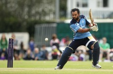 Leinster rugby stars upset Ireland XI in charity cricket match