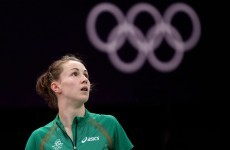 London 2012: Chloe Magee lays down a marker