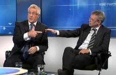 As It Happened: Joe Brolly v Pat Spillane