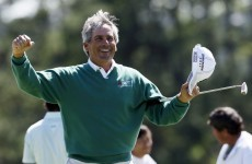 Right said Fred: Couples clinches British Seniors Open