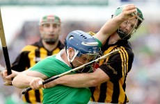 """Allen: """"Having played both of them I think that Kilkenny are probably better than Tipperary at the moment."""""""