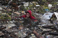 In photos: Philippines battered by Typhoon Saola