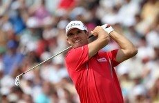 All the way to Reno: Harrington looks to secure Ryder Cup place