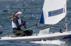 Sailing round-up: Murphy reeled in by chasing pack