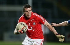 Canty returns for Cork, Kildare unchanged