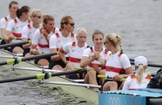 German rower quits over 'neo-Nazi' boyfriend