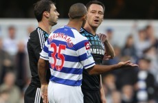 Chelsea's Terry denies FA racial abuse charge