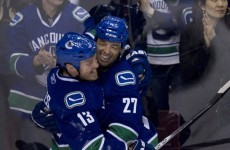 Canucks hockey star to take part in Vancouver Pride Parade