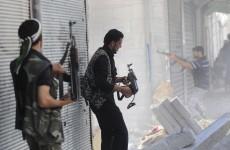 Syrian government warplanes pound Aleppo rebels - NGO