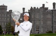 Queen of the Castle: Matthew wins Ladies Irish Open