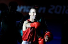 John Joe Nevin seals Ireland's first medal at the Olympics