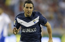 Christmas comes early: Arsenal wrap up deal for Santi Cazorla