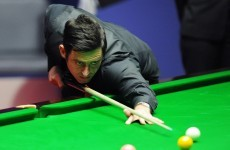 Back in the frame: O'Sullivan returns to main tour