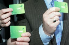 Good news, Dublin commuters: Leap cards can now be topped up at DART stations