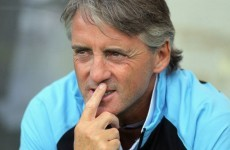 Mancini questions City stars' fitness ahead of Premier League title defence