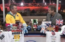 Aussie journalist 'sorry' for suggesting Ireland should join Team GB
