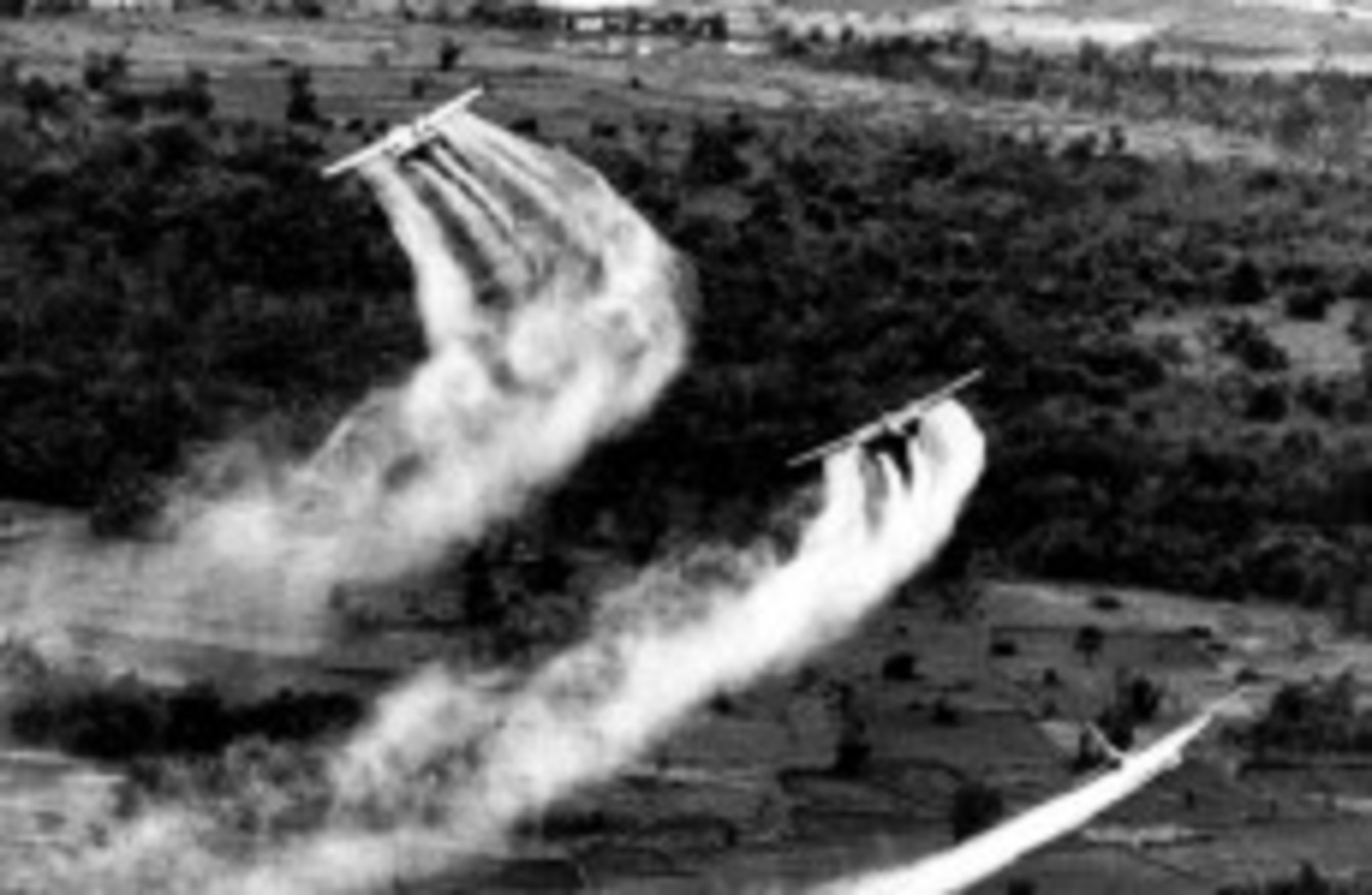 the use of agent orange in vietnam war essay About agent orange thesis statement: agent orange is a herbicide used in the vietnam war to clear foliage and enemy cover its effects are deep-rooted in history – a devastating scar engraved in the veterans and civilians of the war as well as mother nature herself agent orange i agent orange a chemicals b distribution c herbicides ii.