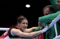 Katie Taylor: 'I've dreamed of this moment so many times before'