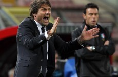 Conte banned for 10 months over match-fixing - reports