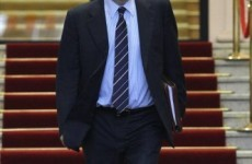 First Budget 2011 cutback: Is Brian Lenihan wearing last year's tie?